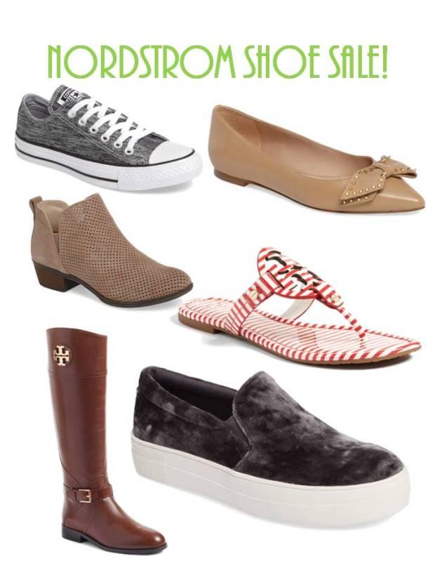 Nordstrom Shoe Sale!