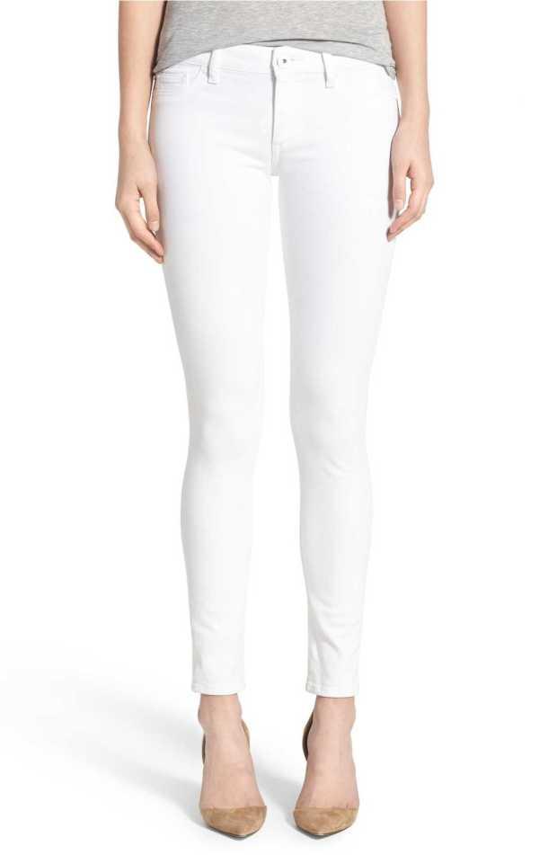 white dl1961 white jeans